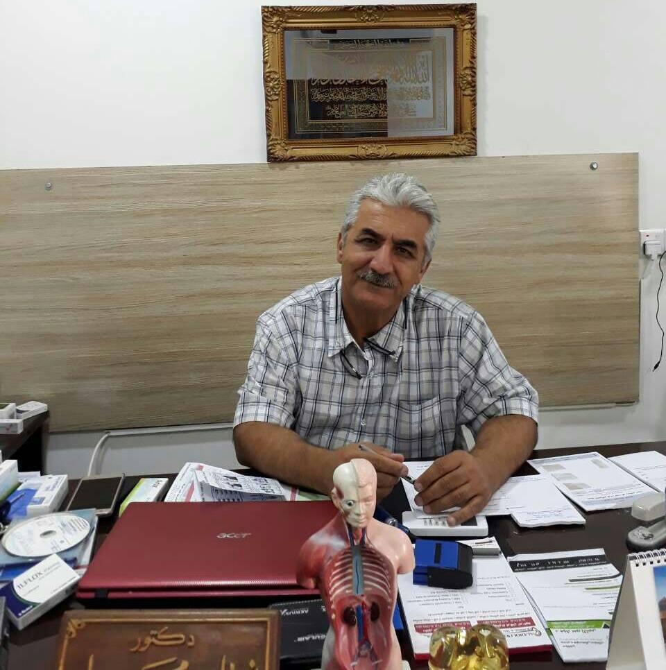 الدكتور نوزاد محمود علي
