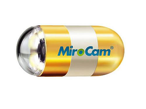كبسولة ناظور الجهاز الهضمي - افضل انواع الكبسولات ذو الكاميرات المزدوجة - اربيل - العراق