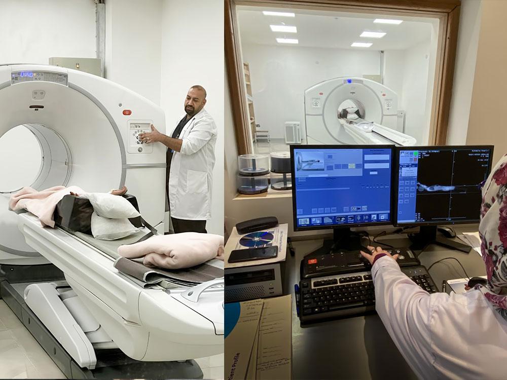 مستشفى الاندلس للامراض السرطانية