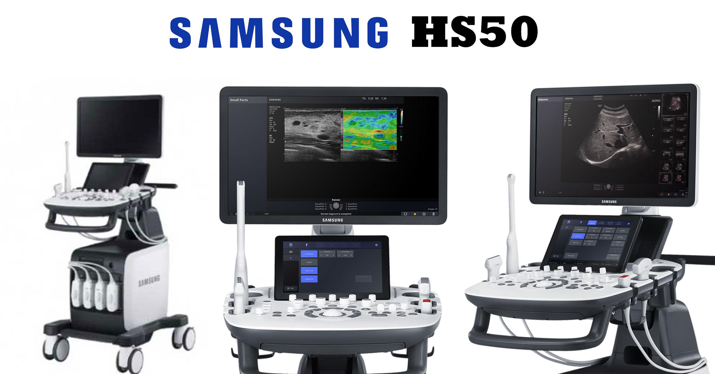 Samsung HS50 Ultrasound