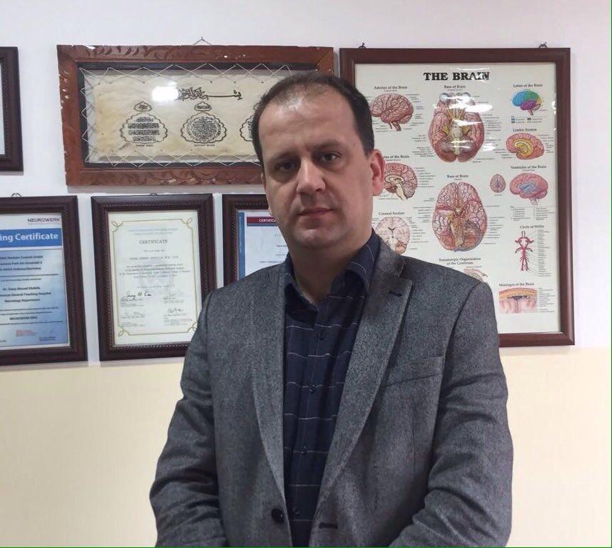 الدكتور دانا احمد عبدالله