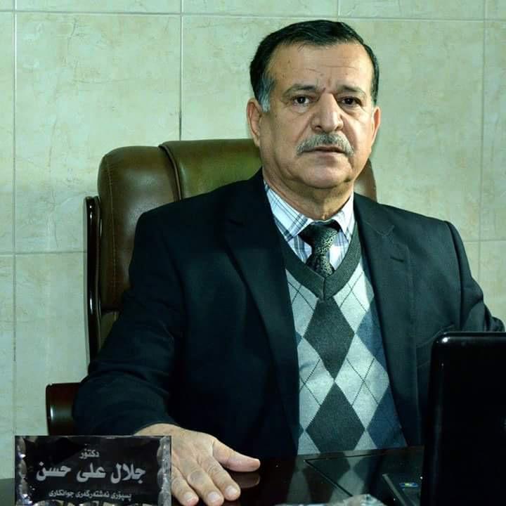 الدكتور جلال علي حسن
