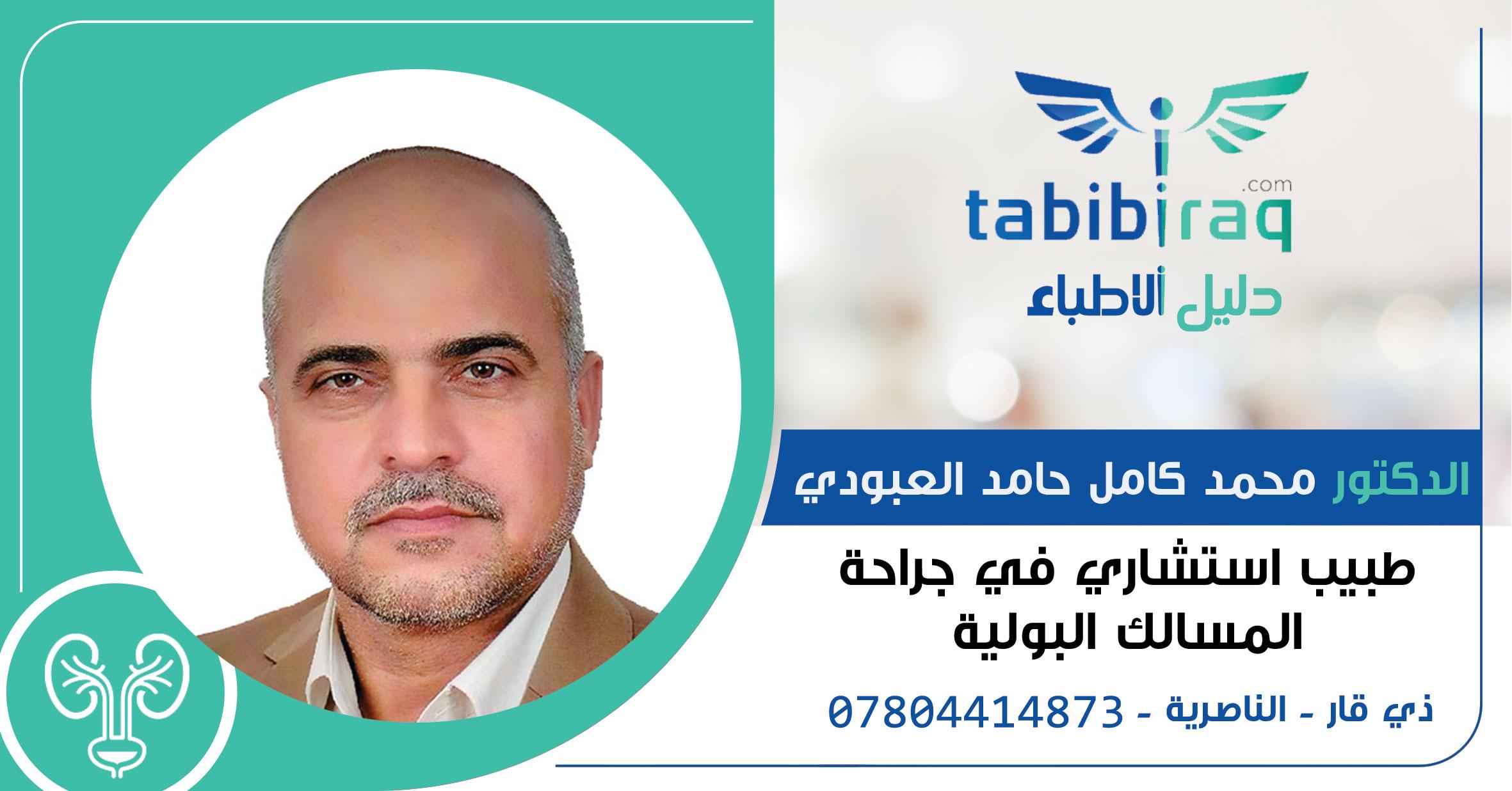 الدكتور محمد كامل حامد العبودي