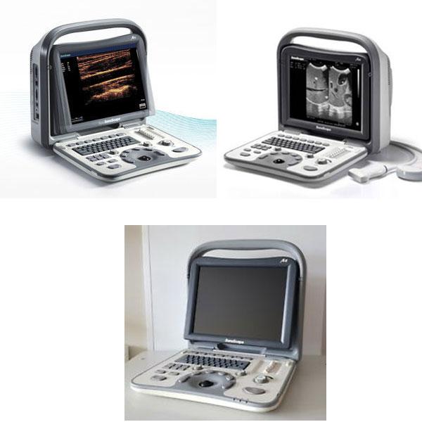 SonoScape A5 Doppler ultrasound