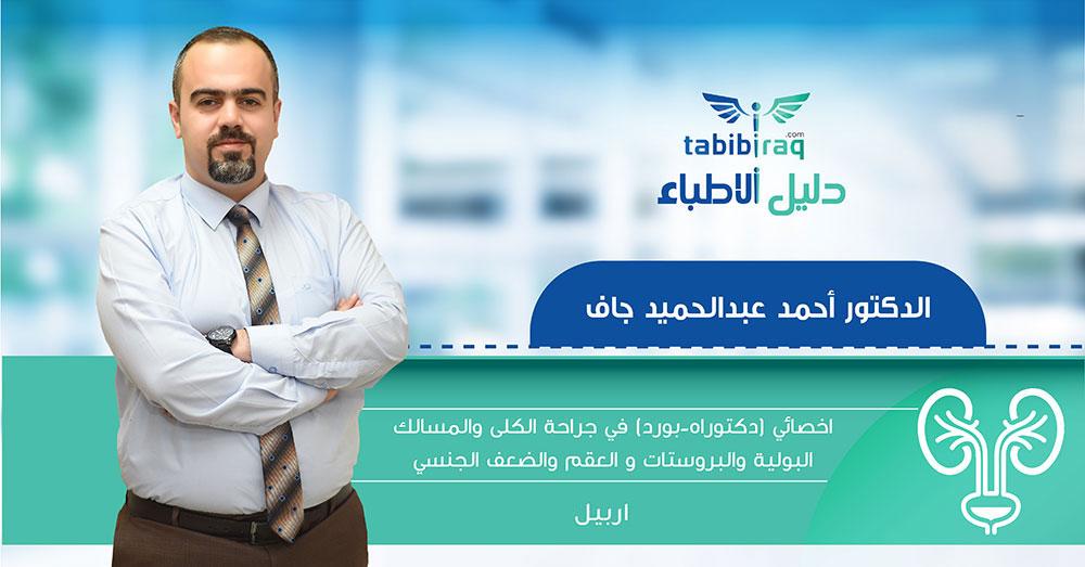 الدكتور أحمد عبدالحميد جاف