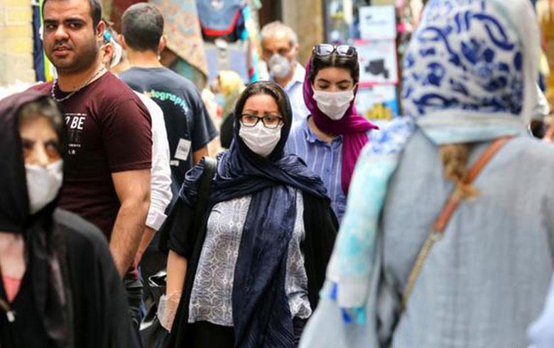إيران تعلن وصولها إلى  المستوى الأحمر لتفشي الفيروس