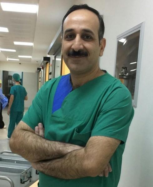 الدكتور سعيد دخيل سعيد