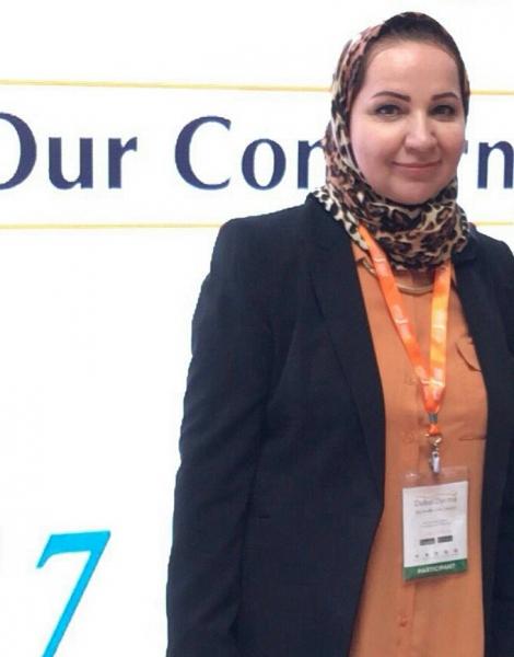 الدكتورة كەژان علي تۆفيق