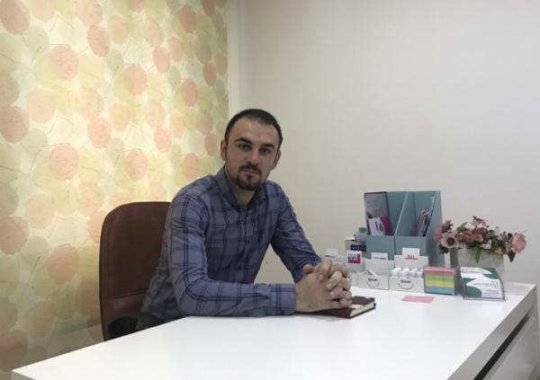 الدكتور دانا حمە جلال عبدالرحمن