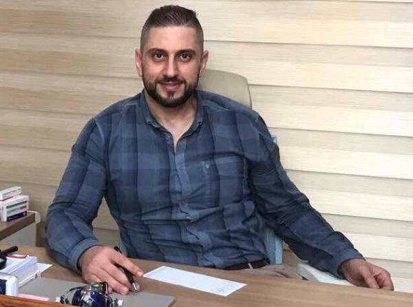 الدكتور علي يوسف سعيد
