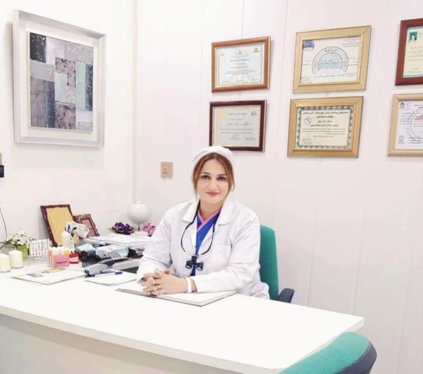 الدكتورة ميوان صلاح الدين