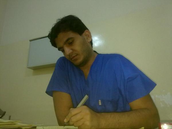 الدكتور علي محارب حسين الفراجي