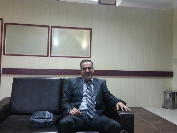 الدكتور مرشد الساقي