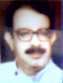 الدكتور محمد علي الهاشمي