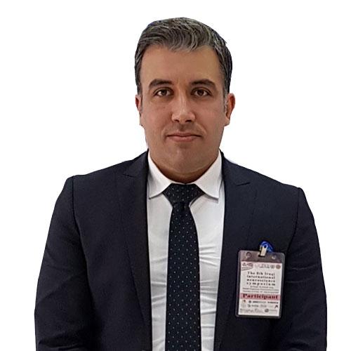 الدكتور عباس فضيل ناصر