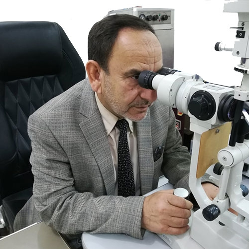الدكتور عبدالله محمد ملحم