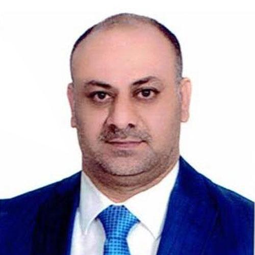 الدكتور عبدالله محمود الصميدعي