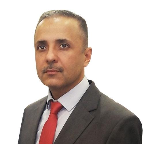 الدكتور احمد حميد محمد الجبوري