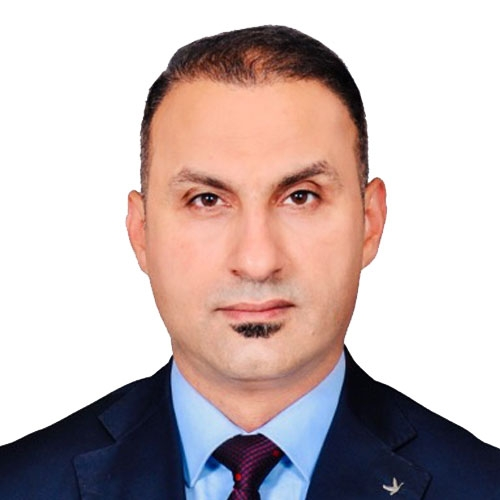 الدكتور احمد لطيف الشمري
