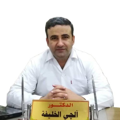 الدكتور الجي محمد أمين الخليفة