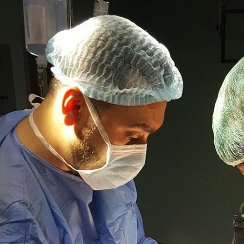 الدكتور علي عبدالاحسان الرفاعي