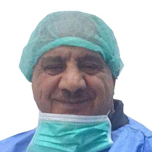 الدكتور علي عبد الكريم عطره