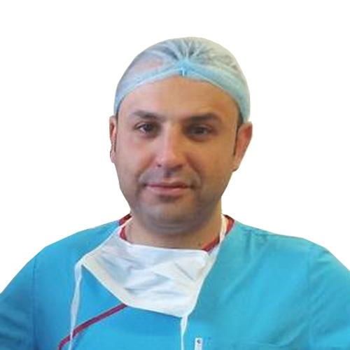 الدكتور علي عصام الساعاتي