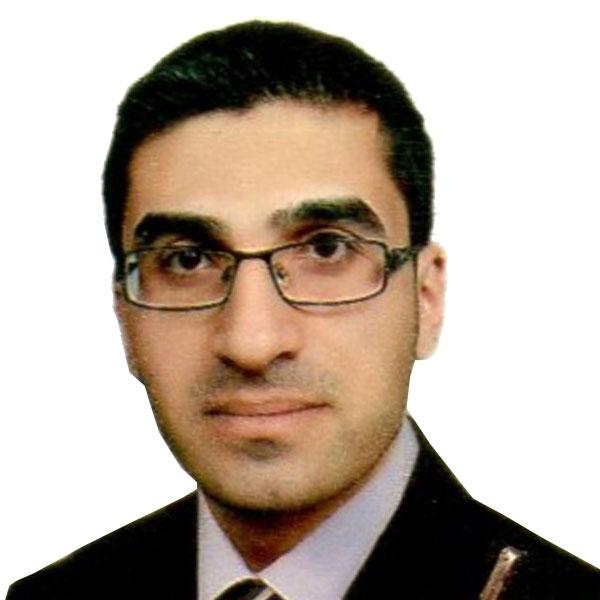 الدكتور علي فيصل العساف