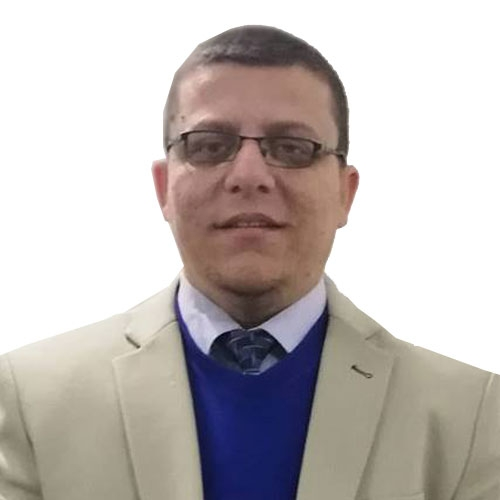 الدكتور علي اسعد محمد علي النجار