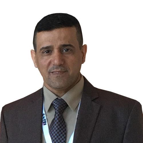 الدكتور عامر جواد كاظم الخزرجي