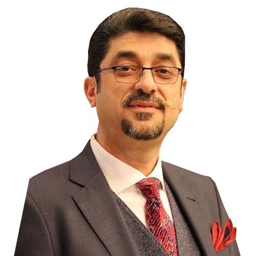 الدكتور أنجام ابراهيم رواندزي