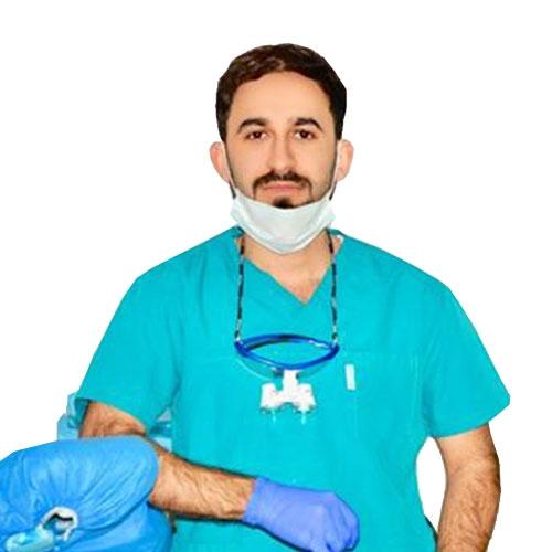 الدكتور اركان محمد امين باجلان