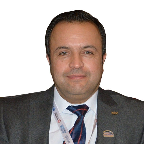 الدكتور اياد طه اللويزي