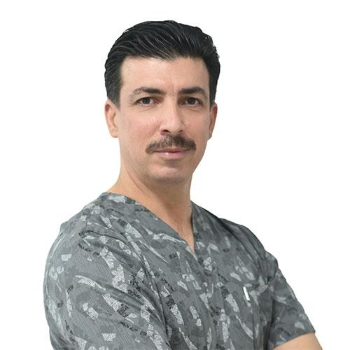 الدكتور اژين اسماعيل حسين
