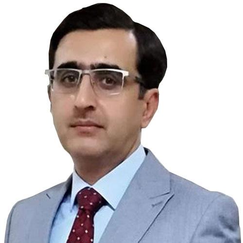 الدكتور باغوان احمد عثمان