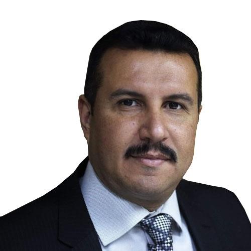 الدكتور باقر غانم مراد الربيعي