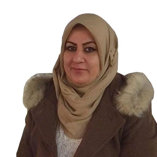 الدكتورة ابتهال علي العكيلي