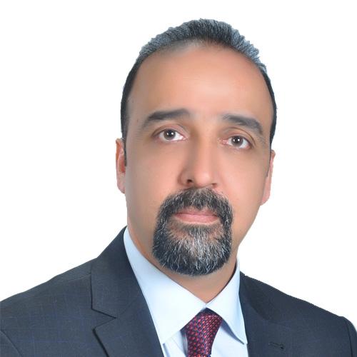 الدكتور عماد خالد البجاري