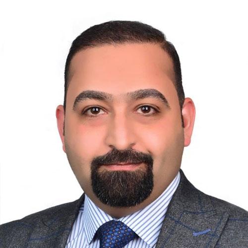 الدكتور عماد محمد رضا حسين الليلة