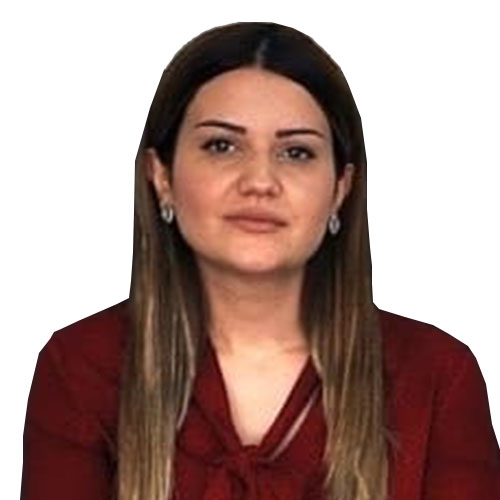 الدكتورة اسراء كمال شاه محمد