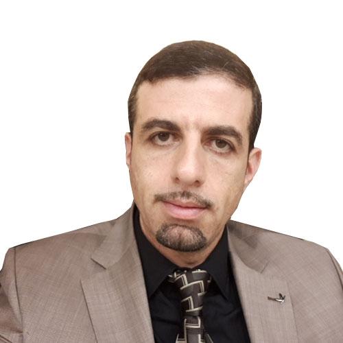 الدكتور فراس عبدالكريم خلف العكيدي