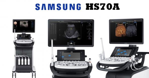 Samsung HS70A Ultrasound