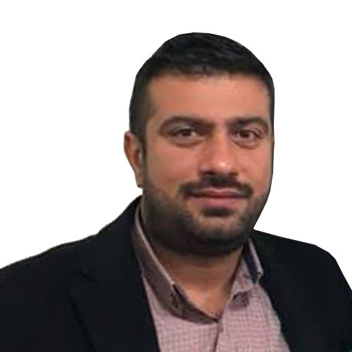الدكتور حيدر عباس السعدون