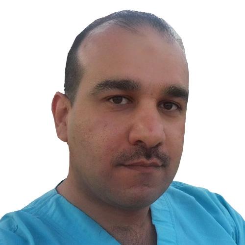 الدكتور حسنين محمد العكلة الموسوي