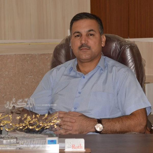 الدكتور حسون محسن حسين