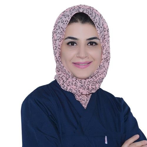 الدكتورة هدى رعد مهدي اوسي