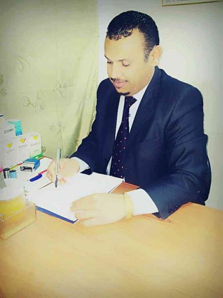 الدكتور طلفاح يوسف العياش