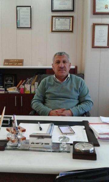 الدكتور محمد جزا احمد جاف