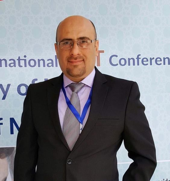 الدكتور سامان اسماعيل كريم