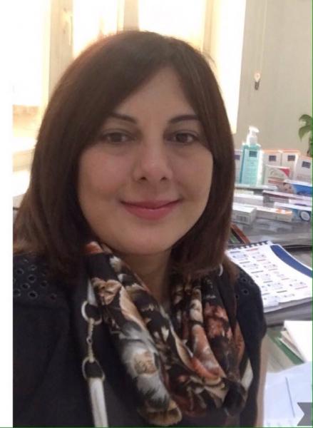 الدكتورة سوزان كمال المفتي